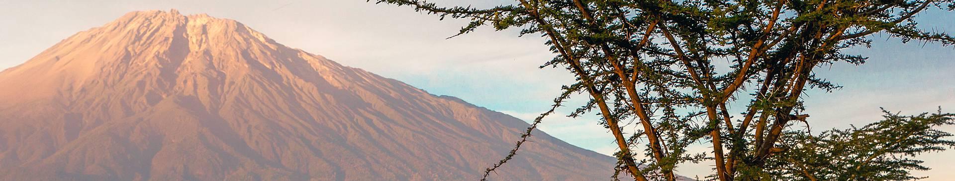 Bergurlaub Tansania