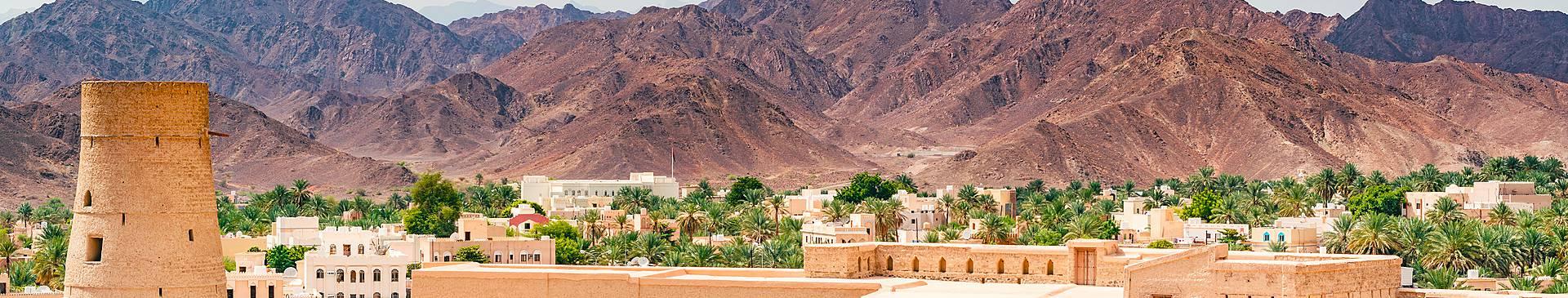 Bergurlaub Oman