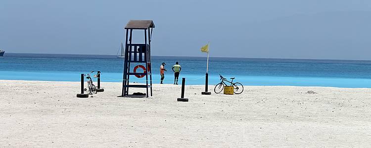 Natures et plages capverdiennes