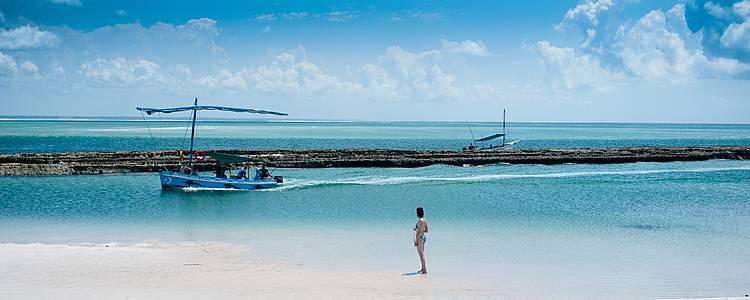 Mosaik-Paradiesreise mit Kultur, Strand und Wildlife