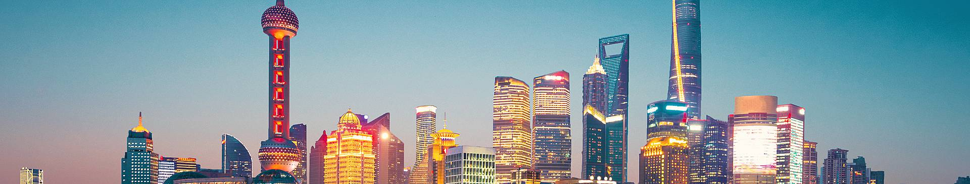 Städtereise China