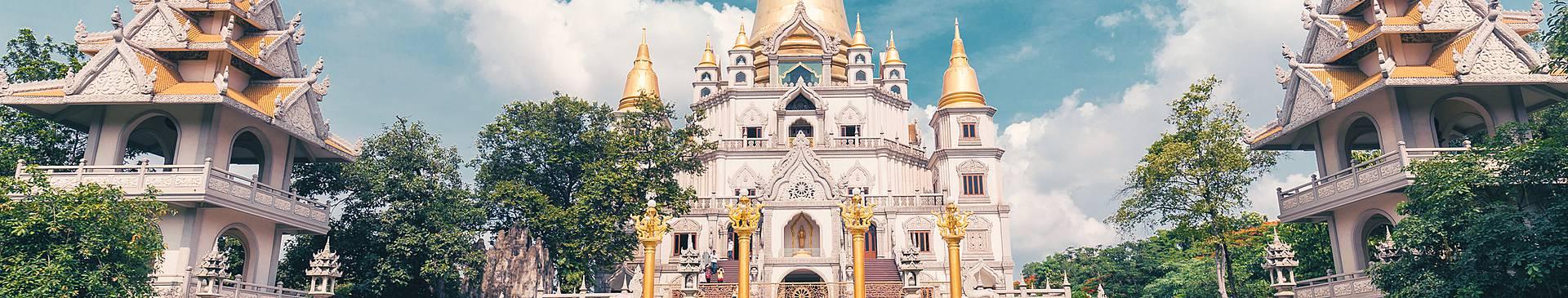 Stadt Vietnam Reisen