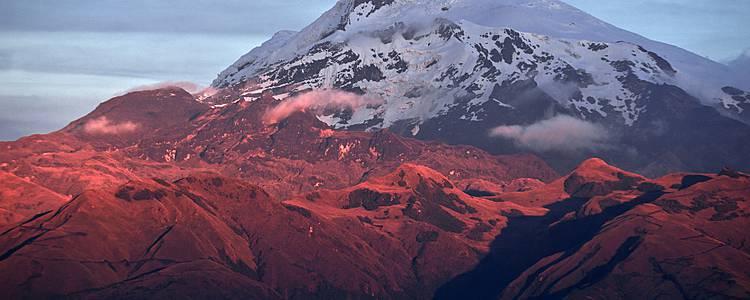 Trekking dei Vulcani dell'Ecuador, dal Fuya Fuya al Chimborazo