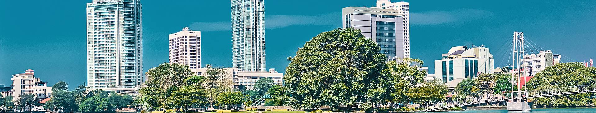 Städtereise Sri Lanka
