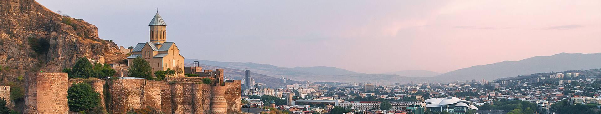 Städtereise Georgien