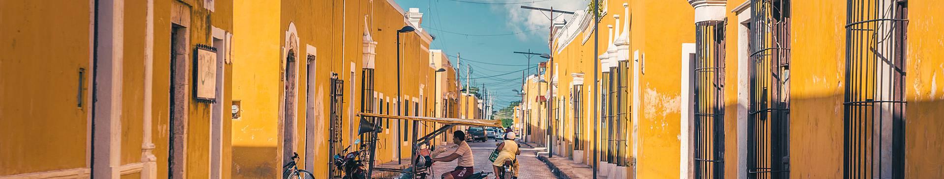 Städtereise Mexiko