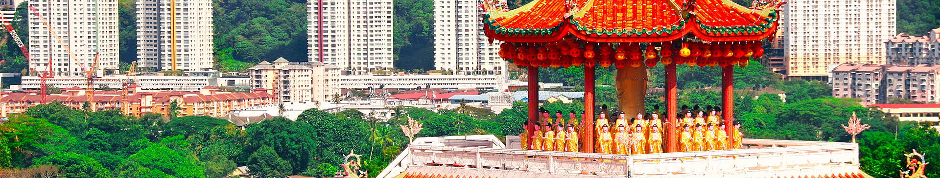Städtereise Malaysia