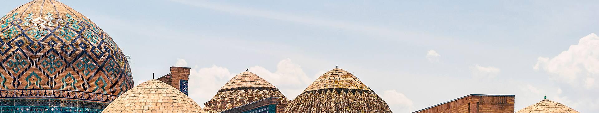 Städtereise Usbekistan