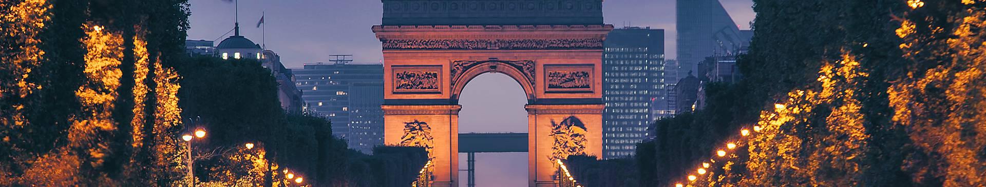Städtereise Frankreich