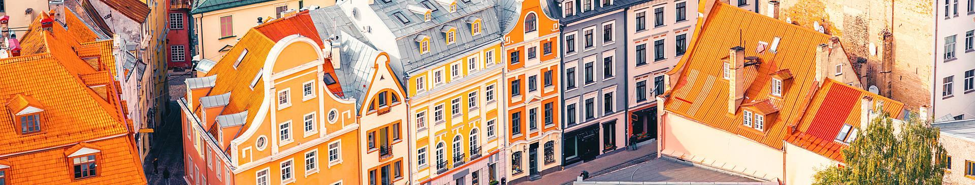 Städtereise Baltische Staaten
