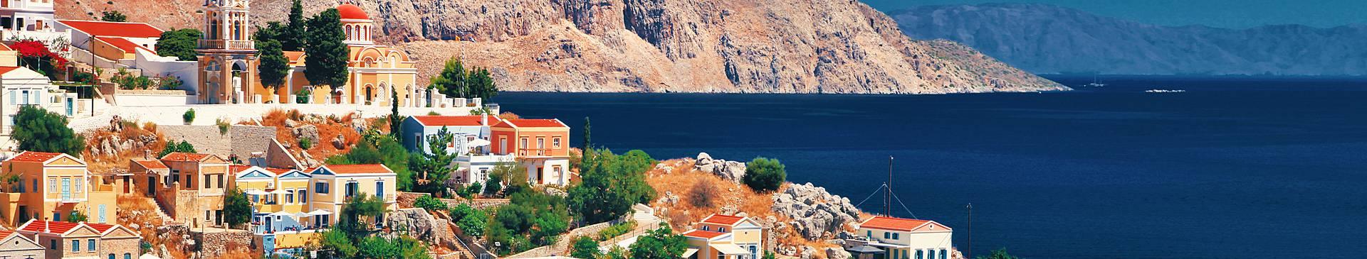 Städtereise Griechenland