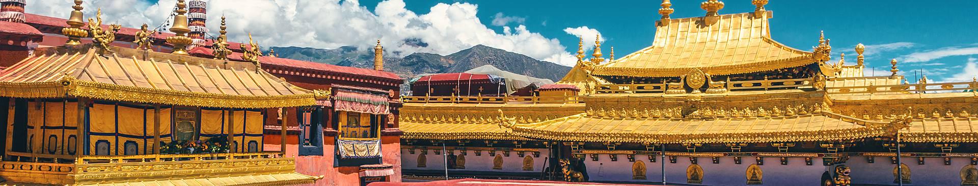 Städtereise Tibet