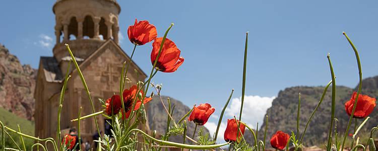 Trekking alla scoperta della natura armena