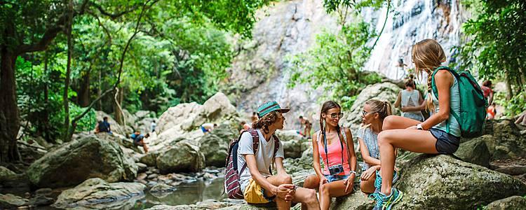 Aventura en la selva y Relax en Krabi