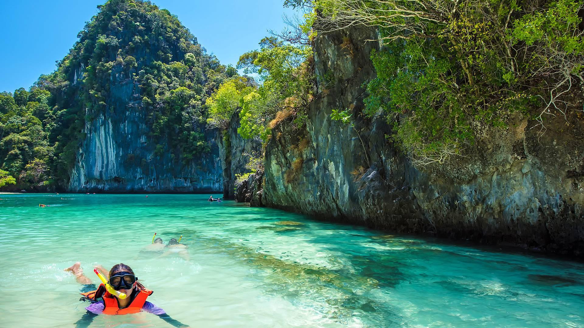 Naturaleza y playas de Krabi