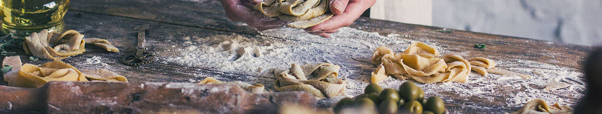 Rutas gastronómicas y enológicas por Italia