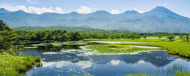 La nature en toutes saisons : l'île d'Hokkaïdo