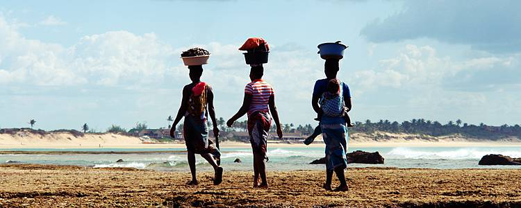 Selbstfahrertour entlang des Indischen Ozeans