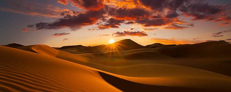 Capodanno nel deserto dell'Erg Chegaga