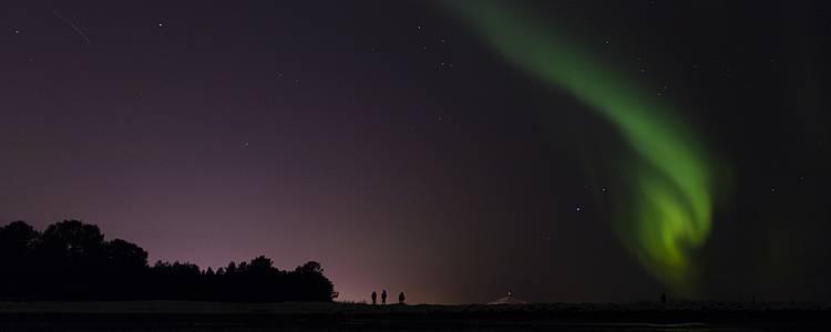 Finnmark, la vera regione dell'aurora boreale
