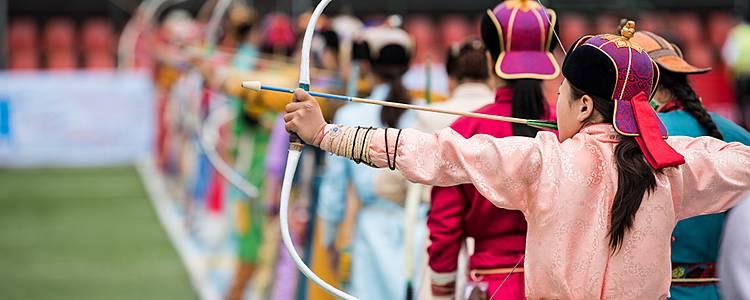 Naadam festival trip