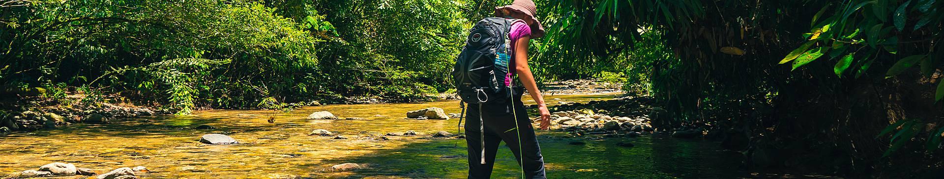 Trekking en Malasia