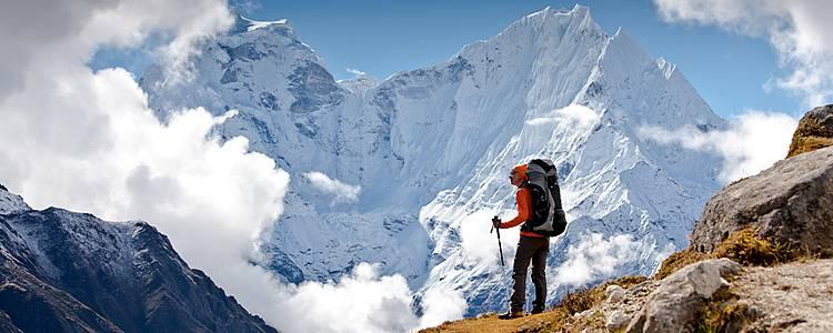 Beeindruckendes Trekking-Erlebnis entlang des Himalaya