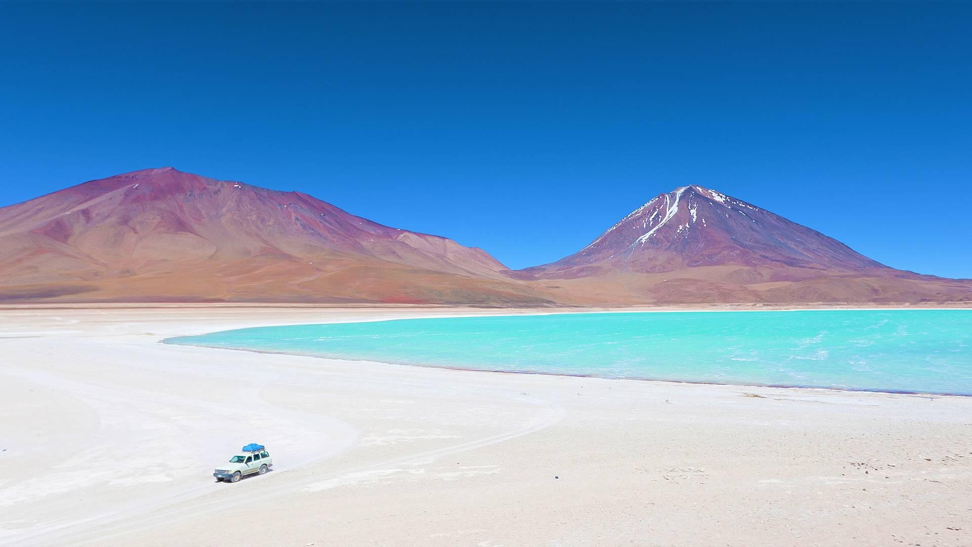Maravillas del Mundo Andino: Perú, Chile y Bolivia