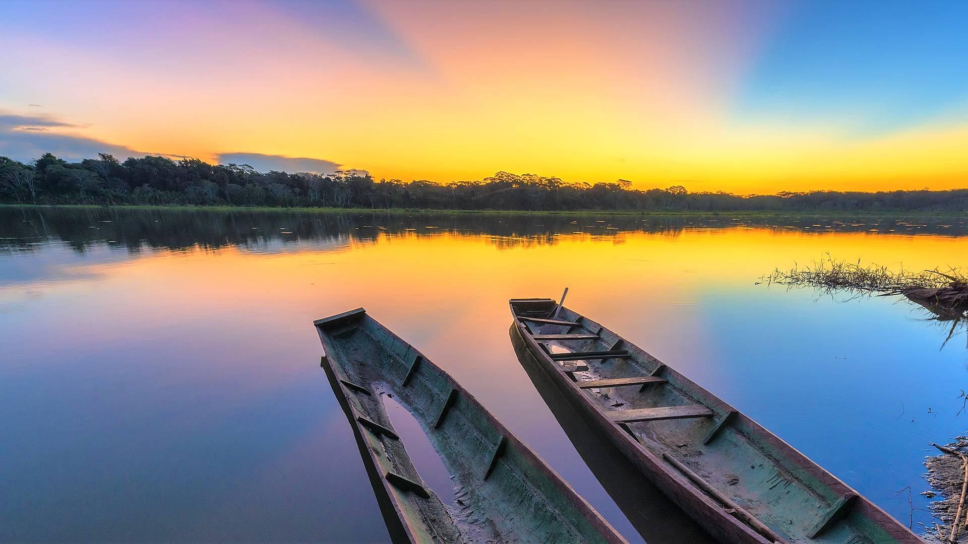 Selva amazónica y magia de Uyuni