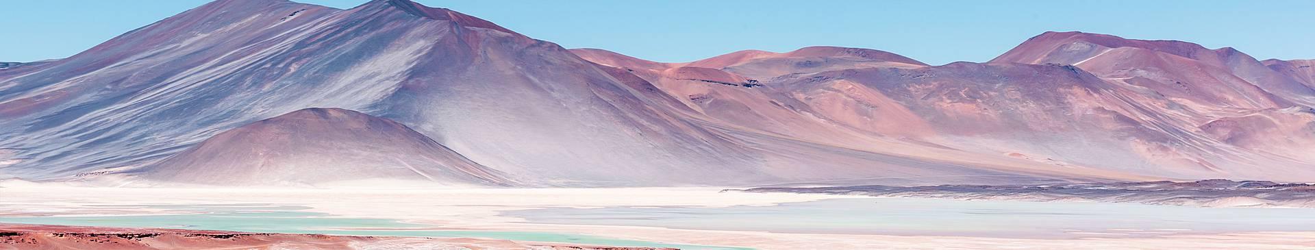 Viaggi nel deserto in Cile