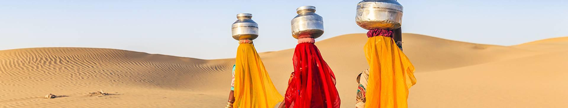 Viaggi nel deserto in India