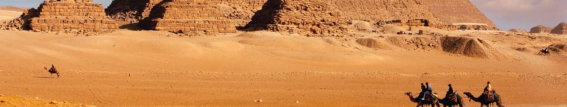 Viaggi nel deserto in Egitto
