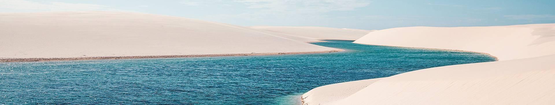 Viaggi nel deserto in Brasile