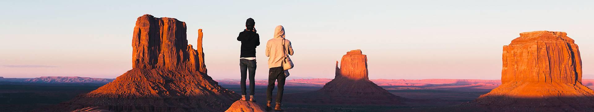 Viaggi nel deserto negli Stati Uniti