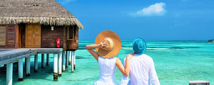 Luna de miel recorriendo Japón y Maldivas