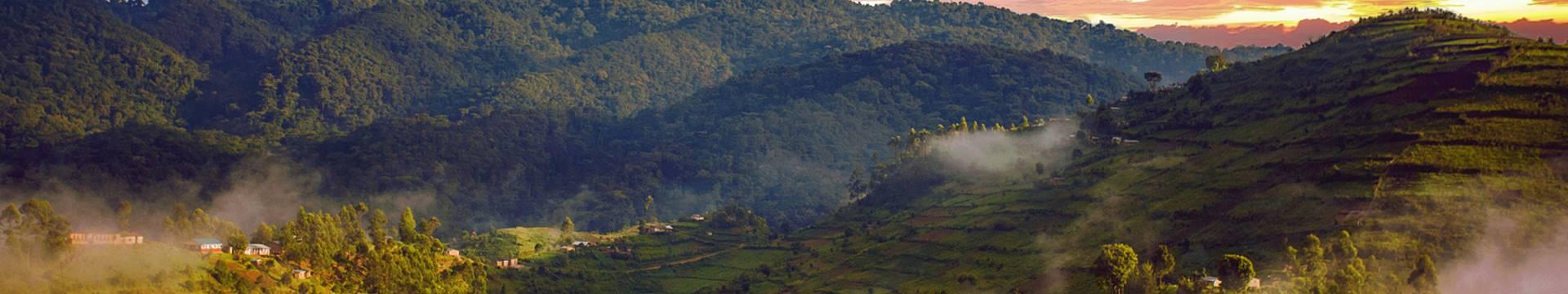 Rwanda reizen