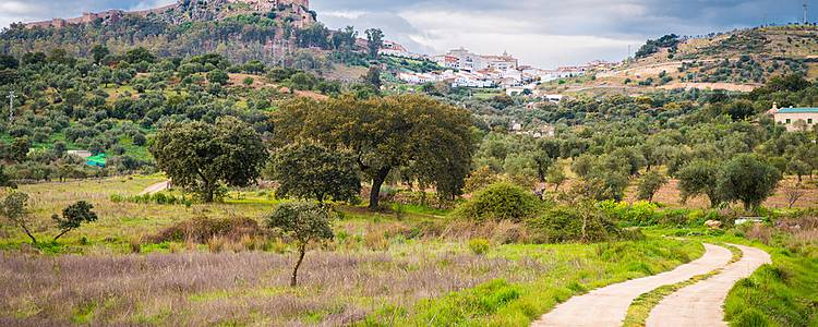 Extremadura road trip