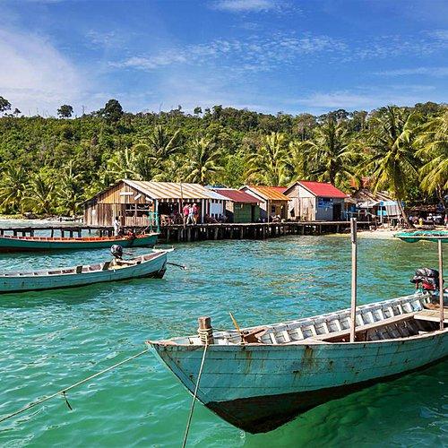 Littoral et aventure cambodgienne -