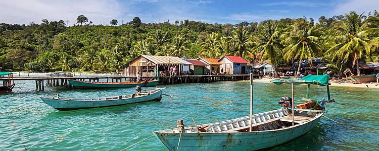 Littoral et aventure cambodgienne