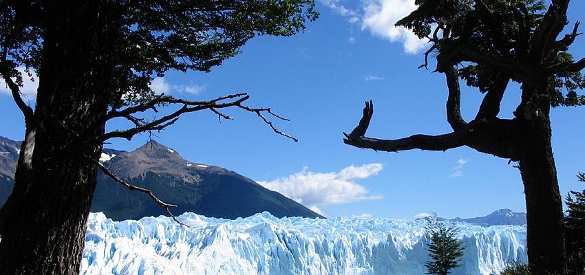 Vue du Perito Moreno
