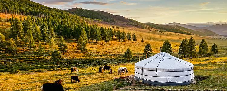 Mongolia remota tra i nomadi Mongolo-Kazaki