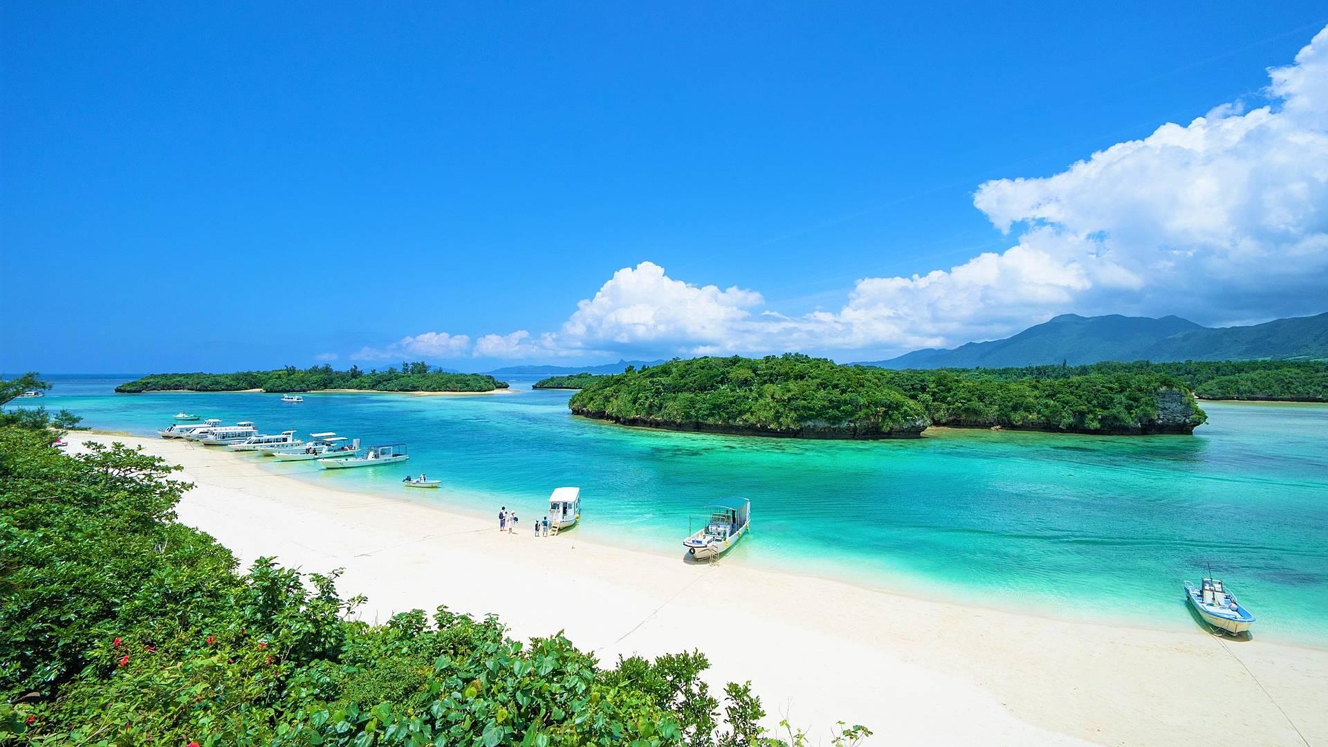 Experiencias exclusivas hasta la Isla de Okinawa