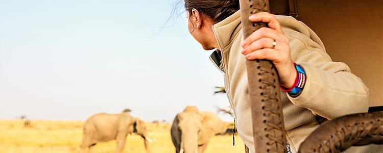 Belleza del Cabo y adrenalina en el Kruger