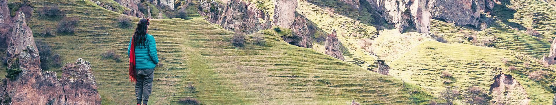 Solo trips in Armenia