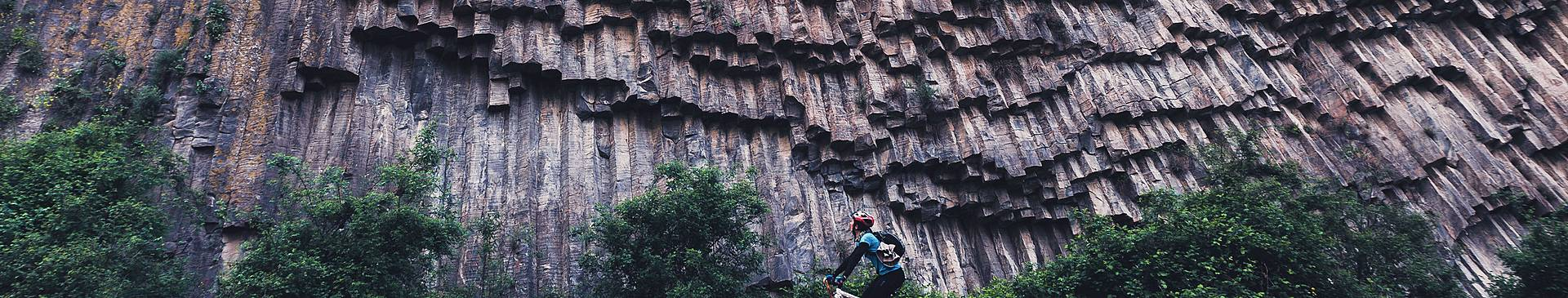Cycling trips in Armenia