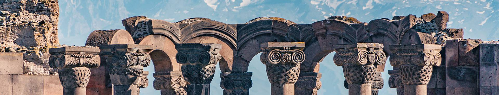 History and heritage in Armenia