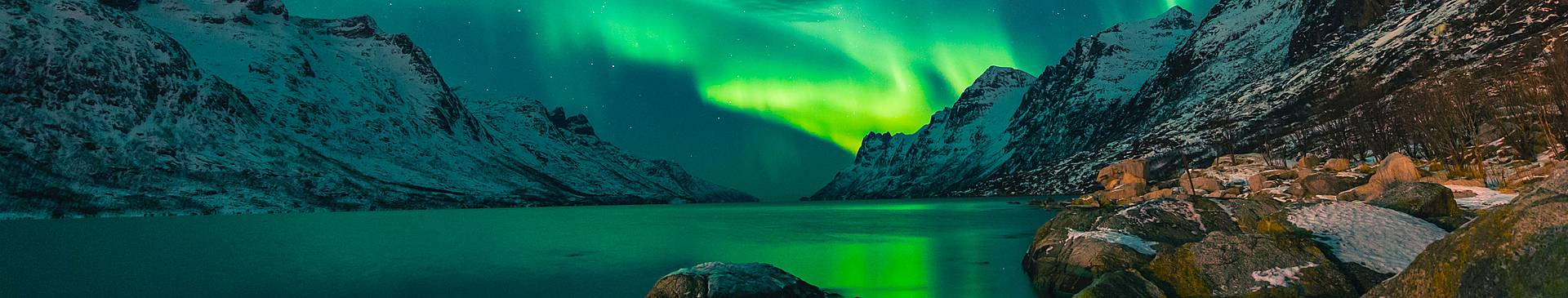 Vakantie november in IJsland