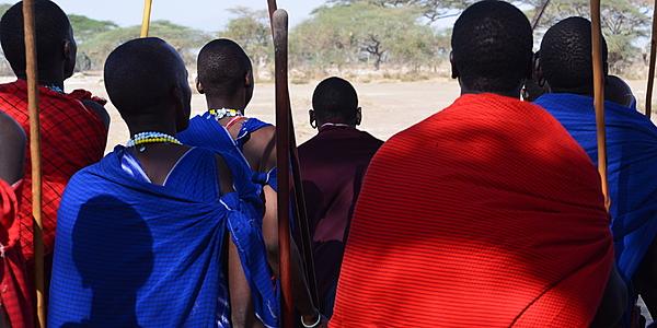 Les Massaïs ont souffert de la présence des colons