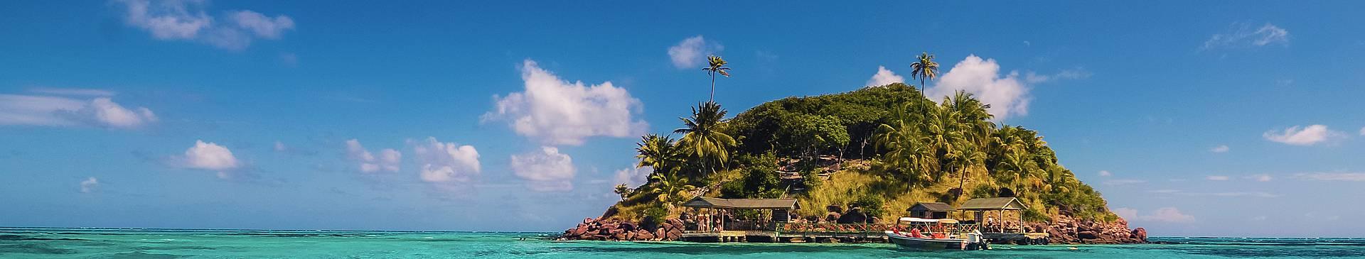 Columbia islands