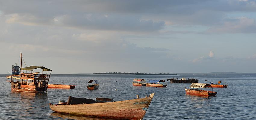 Vue de Zanzibar